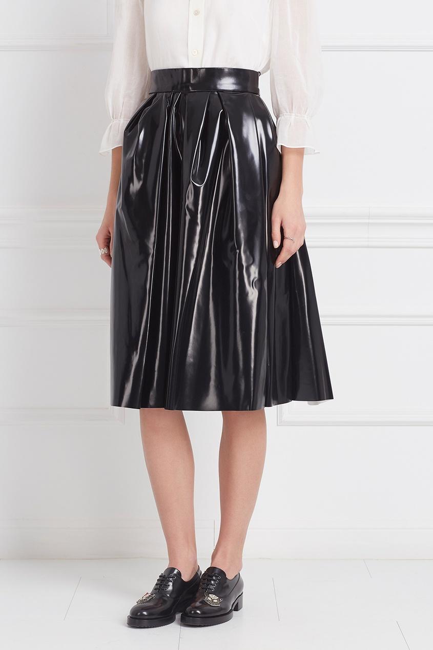 Marc Jacobs Однотонная юбка