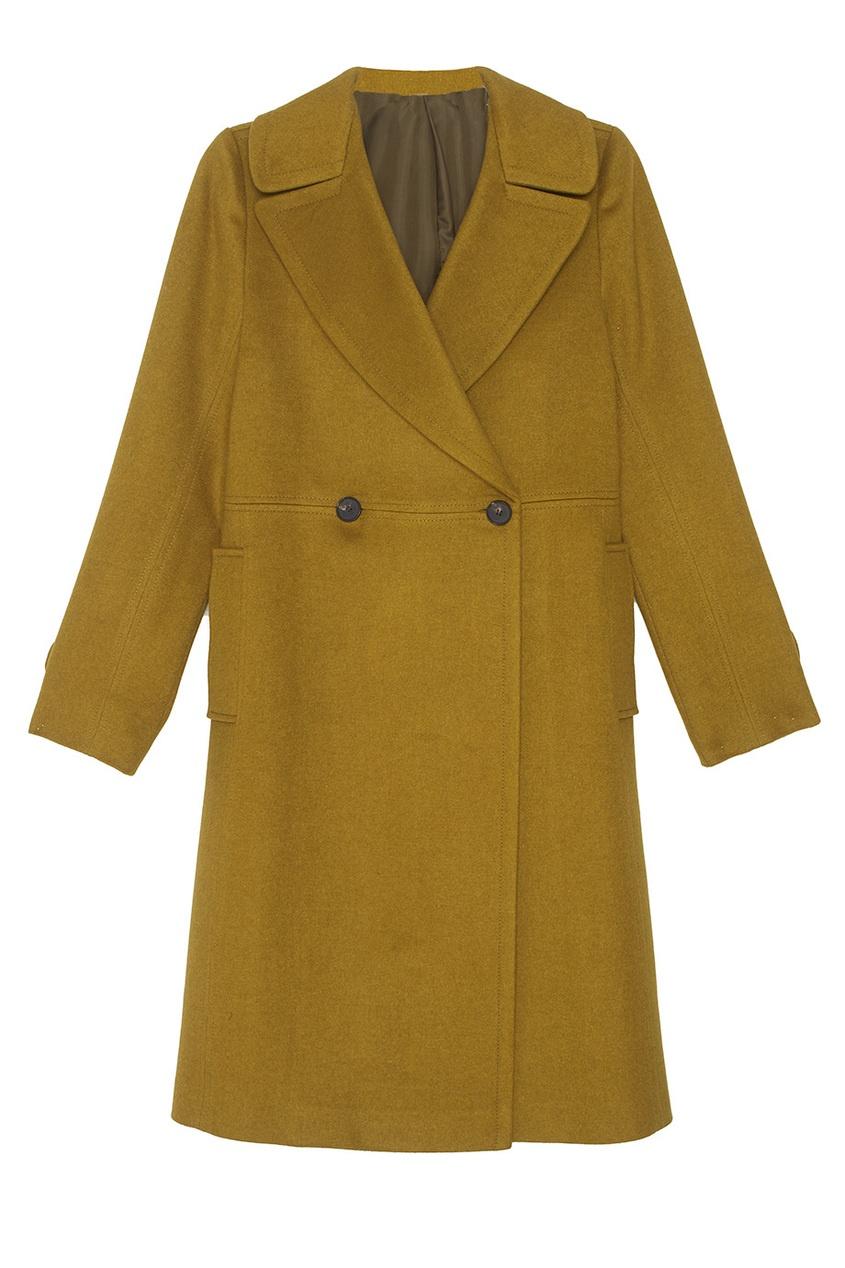 Luda Nikishina Шерстяное пальто luda nikishina шерстяное пальто