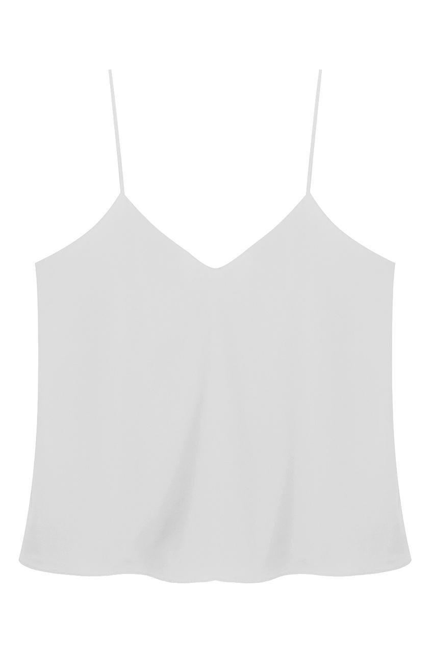Однотонный топ от T-Skirt