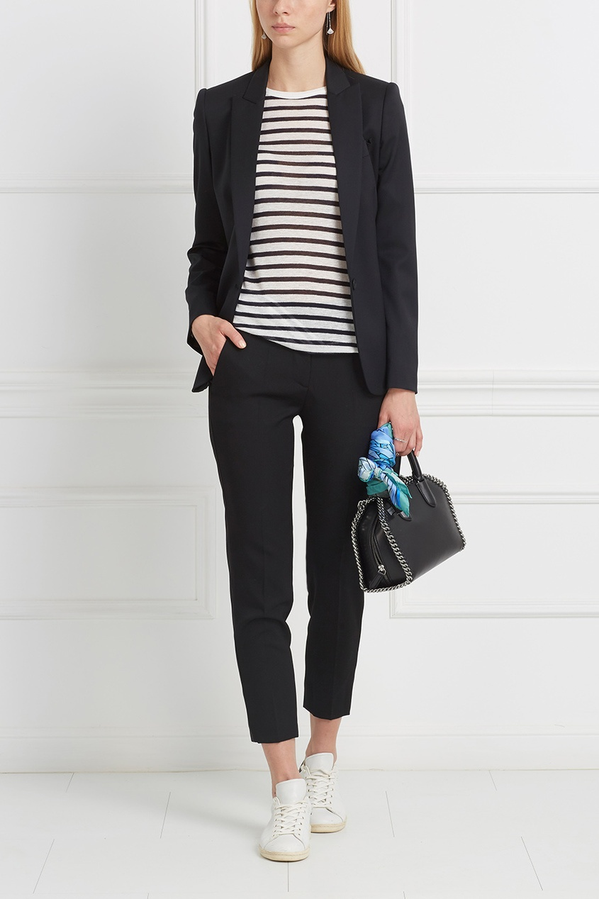 Stella McCartney Шерстяные брюки