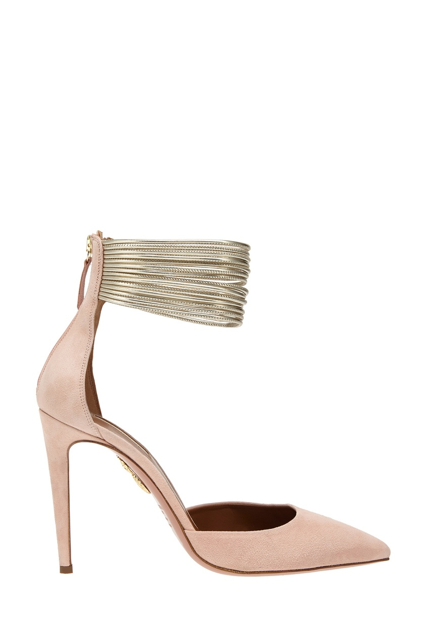 Замшевые туфли Hello Lover