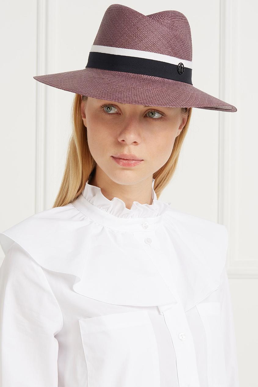 Соломенная шляпа Virginie