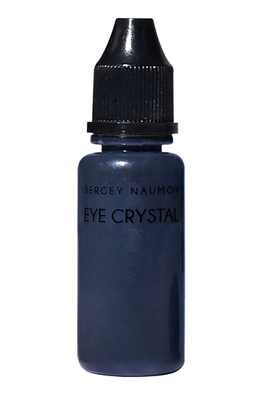 Жидкие тени Eye Crystal, Jet Black, 10ml