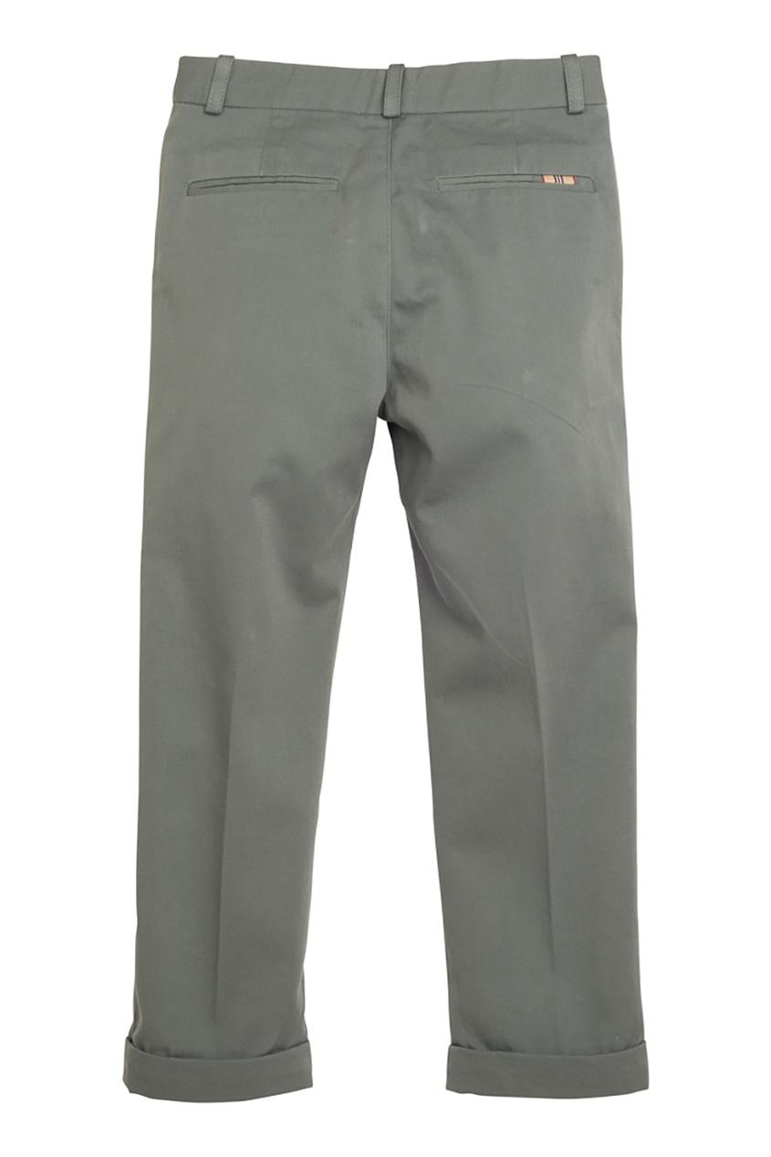 Хлопковые брюки Emile