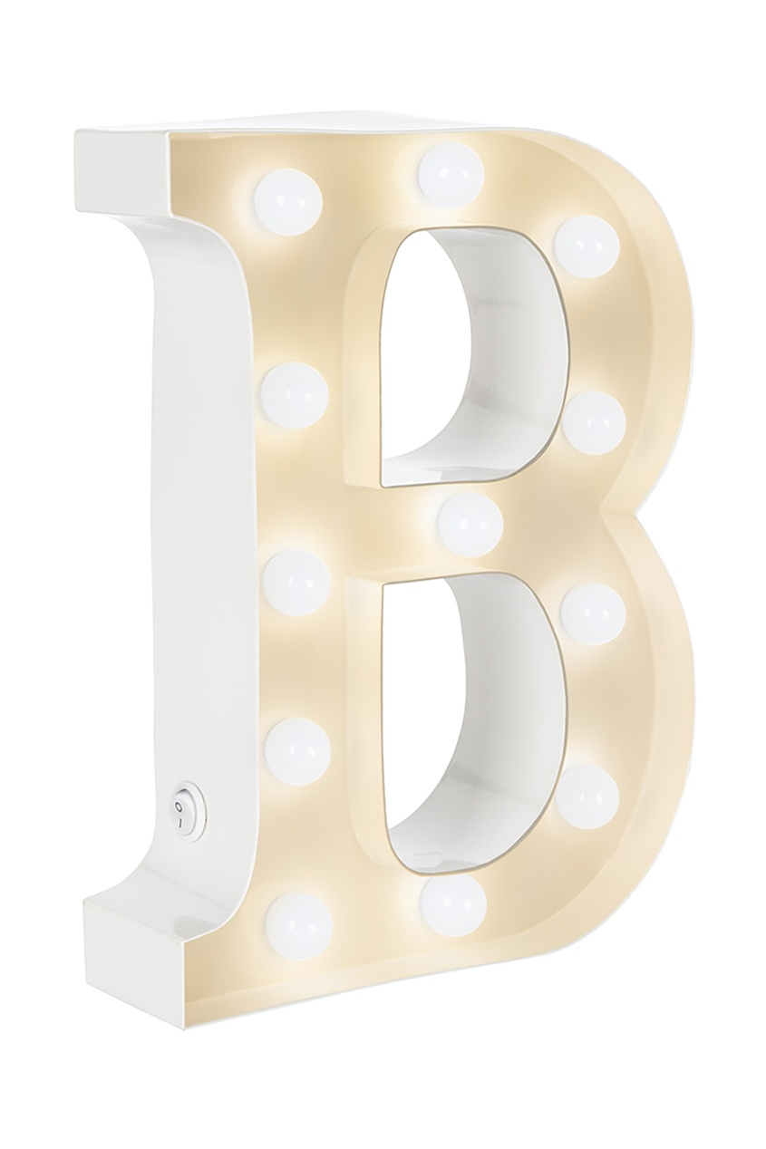 Ночник в форме буквы В
