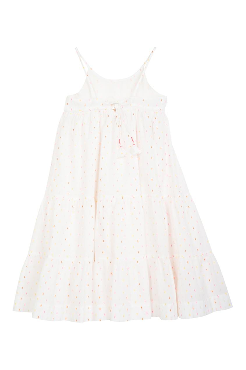 Хлопковое платье Lucrece