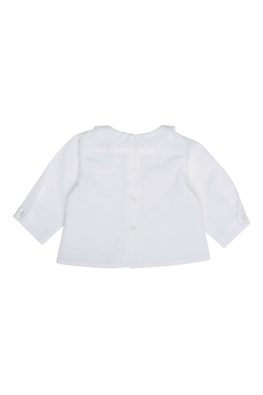 Хлопковая блузка Aquarell