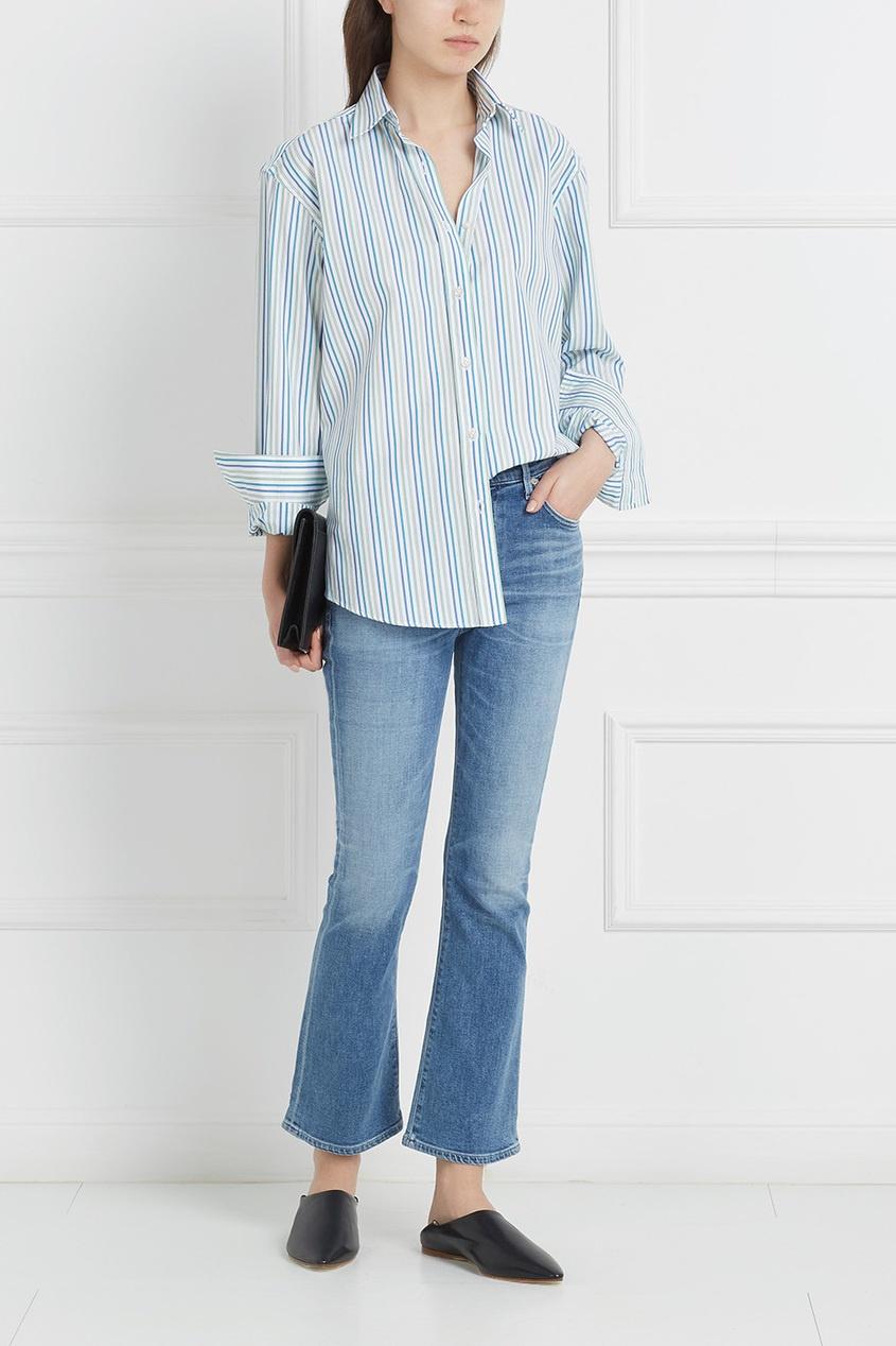 Хлопковая блузка Deliziosa