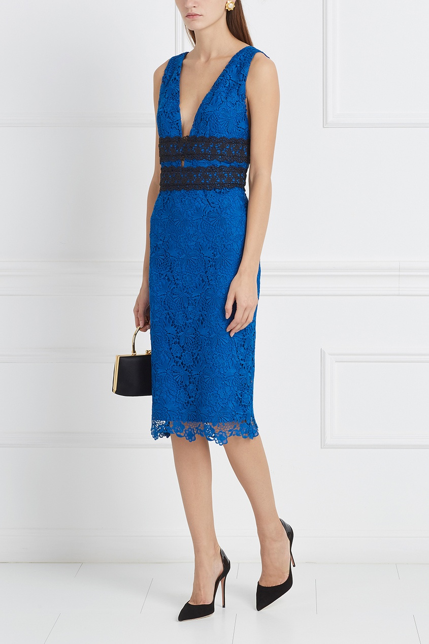 Кружевное платье Viera Lace