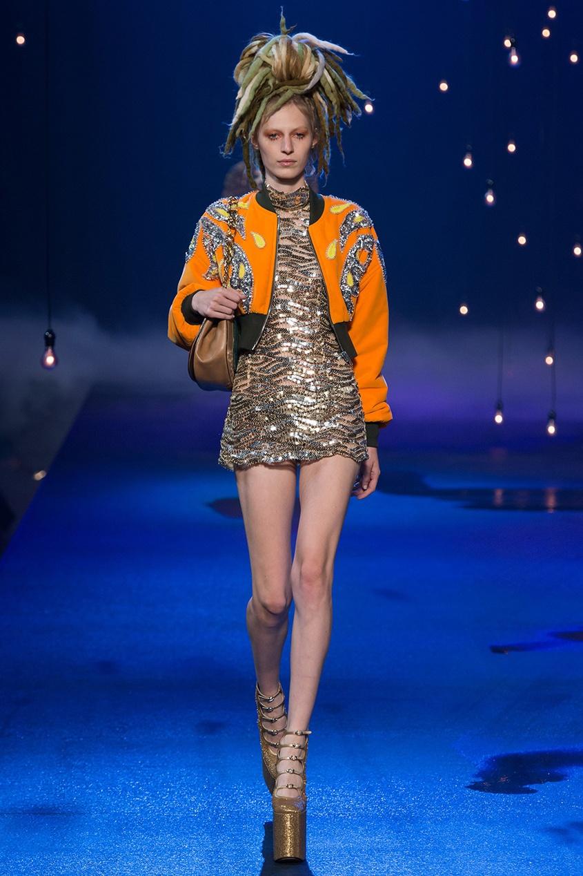 Marc Jacobs Платье с пайетками