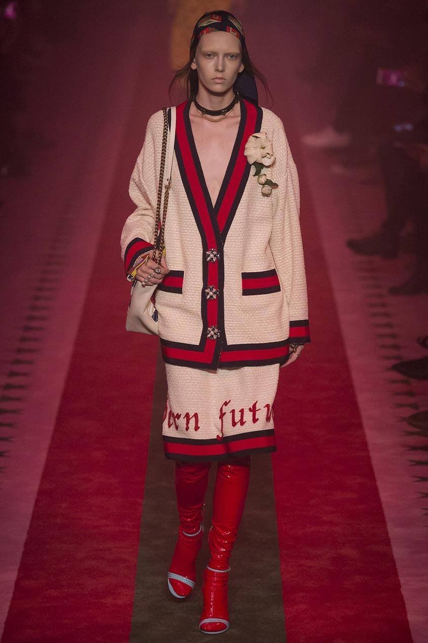 Gucci Хлопковый кардиган
