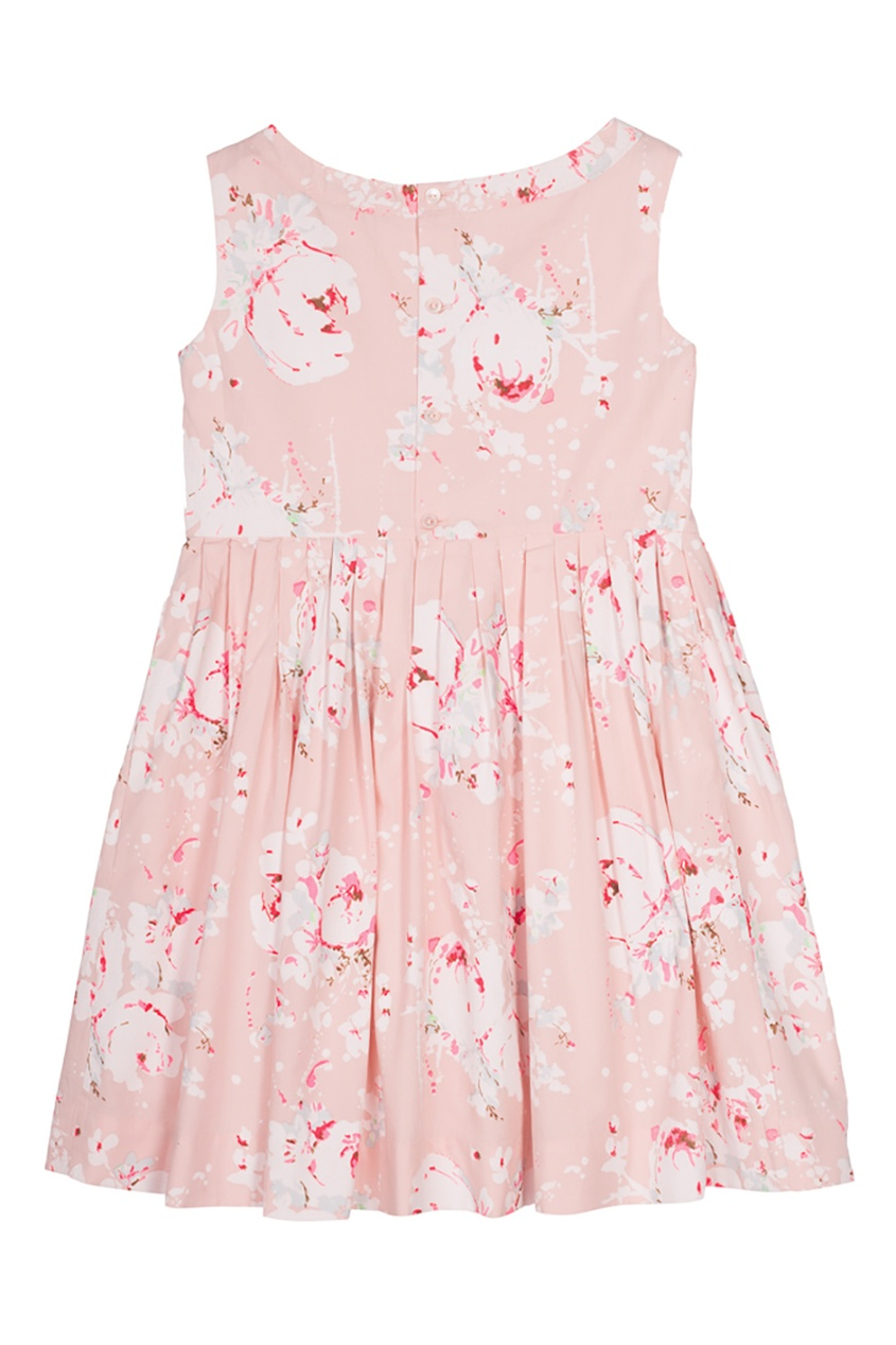 Платье с принтом Alina
