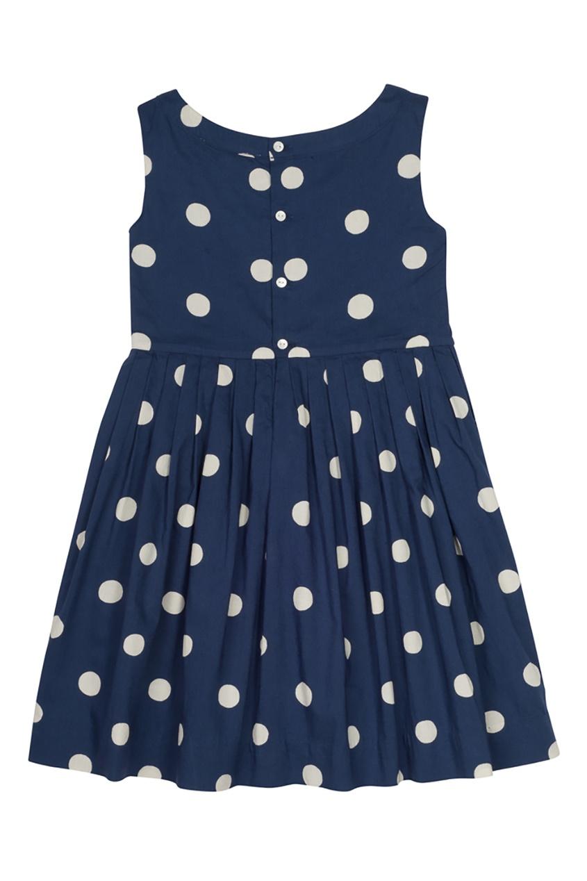 Хлопковое платье Alina