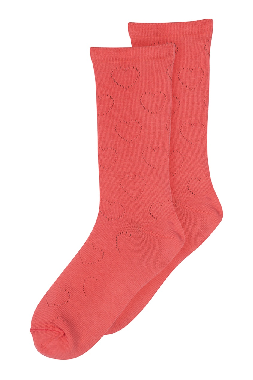 женские носки bonpoint, красные