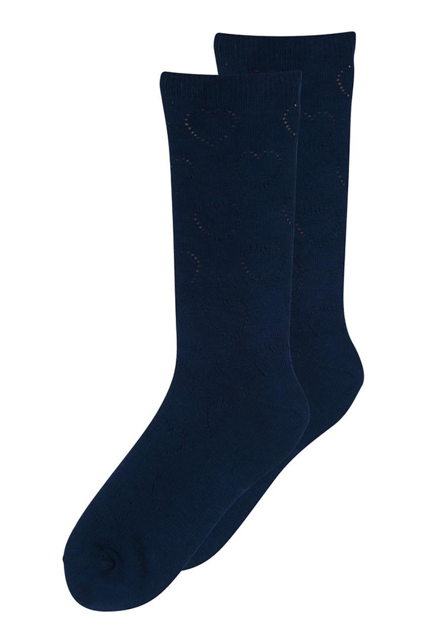 женские носки bonpoint, синие
