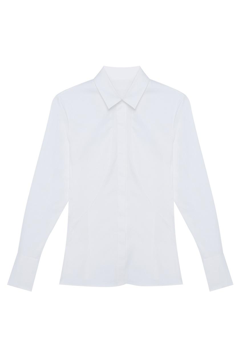 Хлопковая блузка Basani