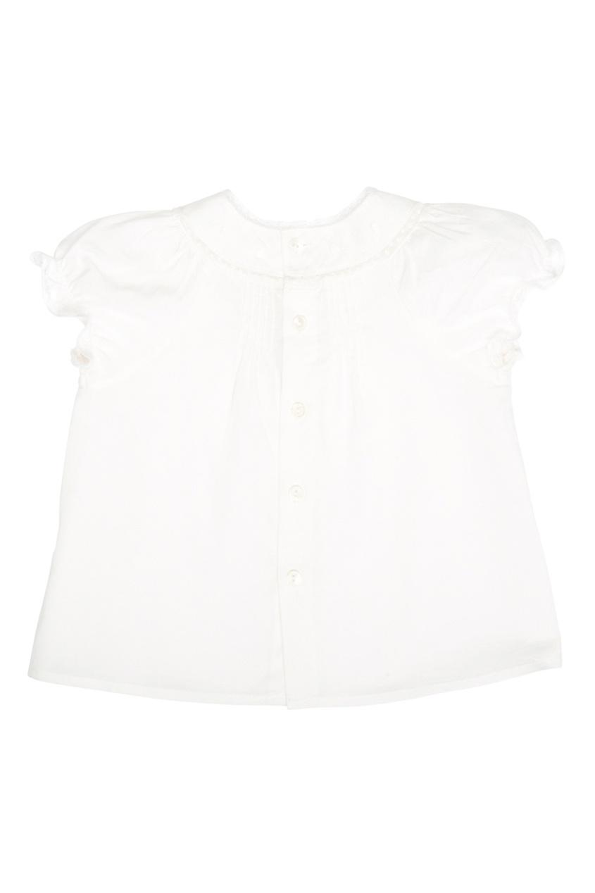 Хлопковая блузка Eblouie