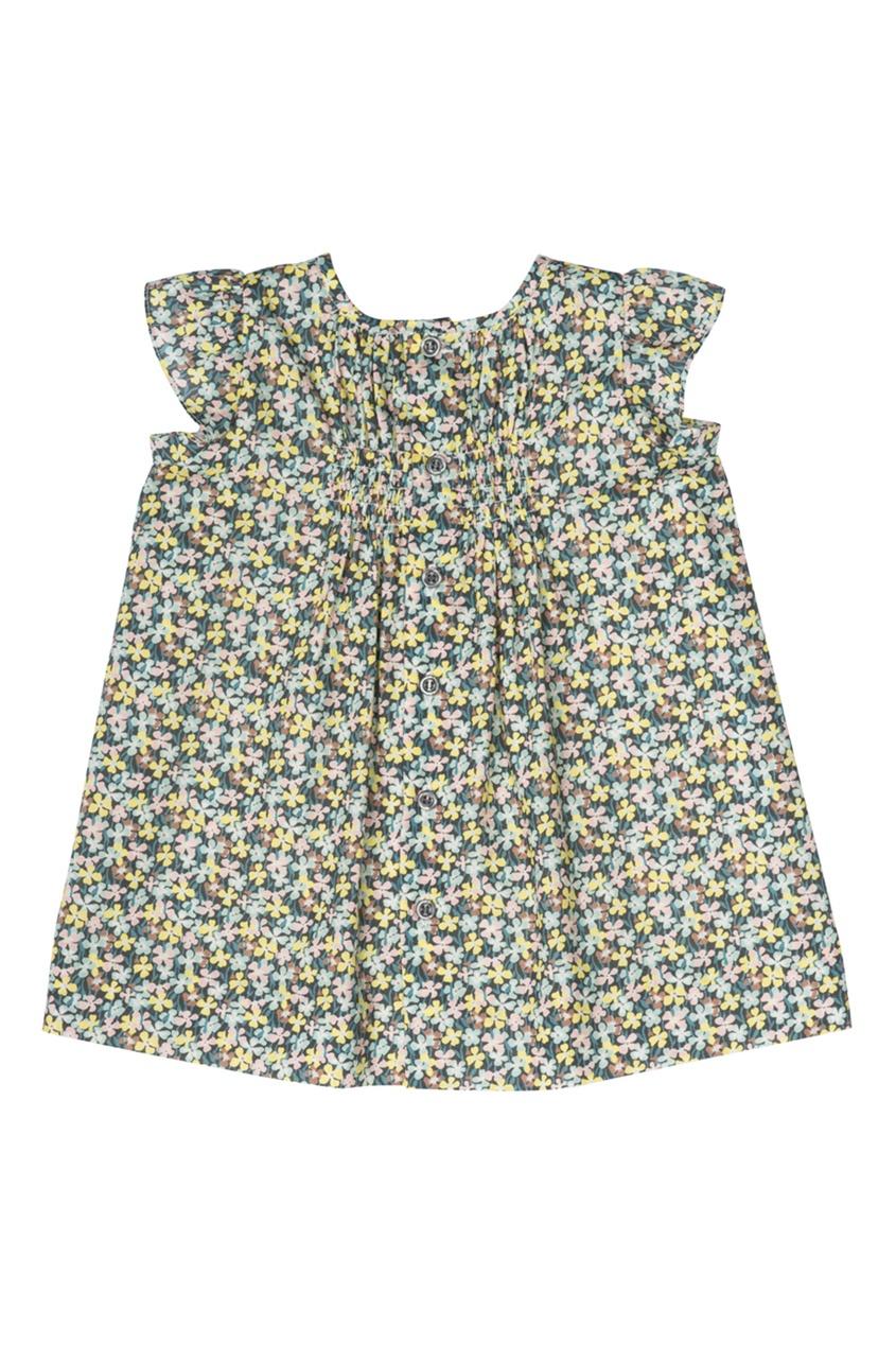 Хлопковое платье Elvie