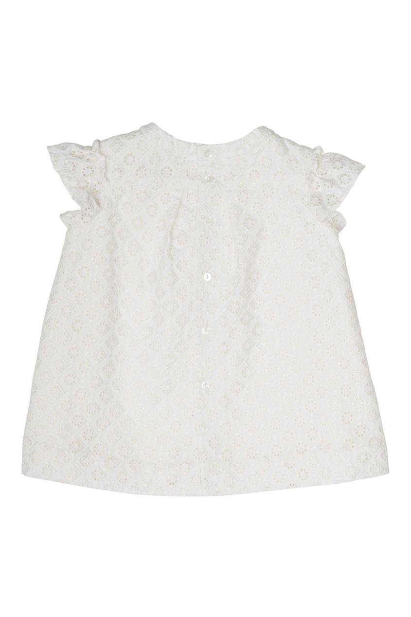 Хлопковое платье Adeline