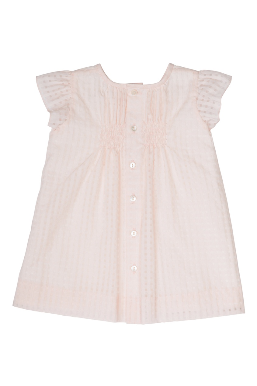 Хлопковое платье с трусиками Elvie
