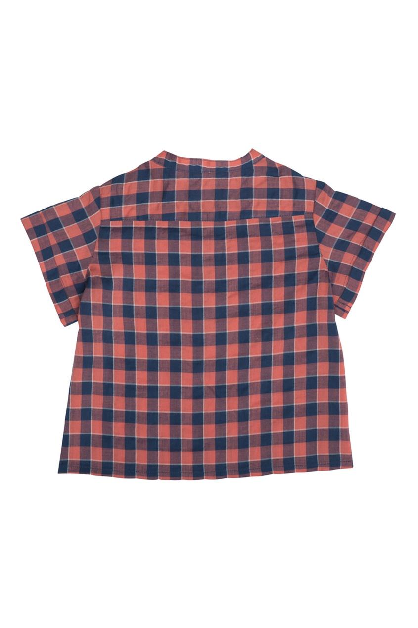 Рубашка в клетку Emilio