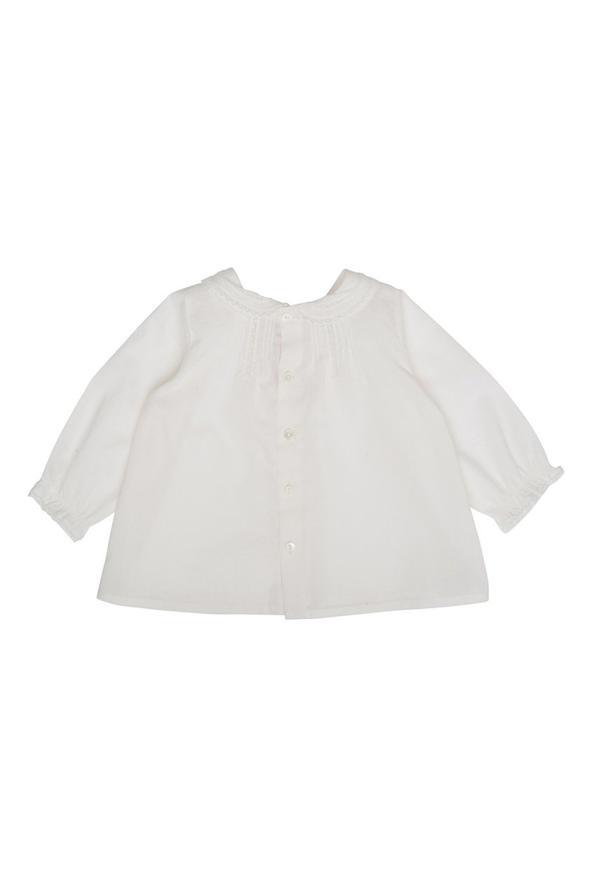 Bonpoint Хлопковая блузка Envol