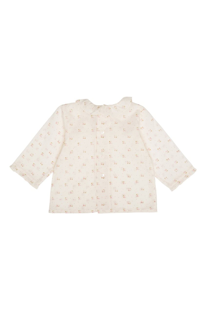 Хлопковая блузка Ganiti