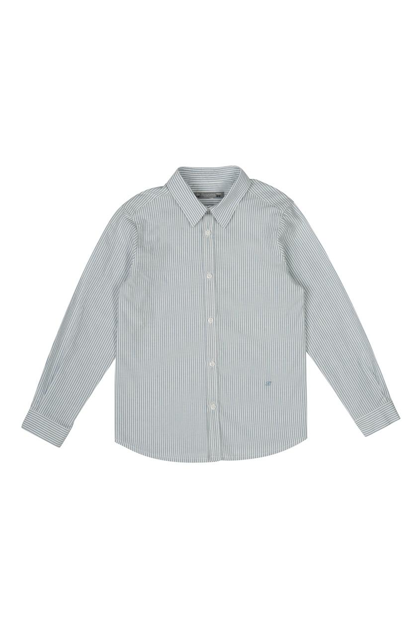 Хлопковая рубашка Acteur от AIZEL
