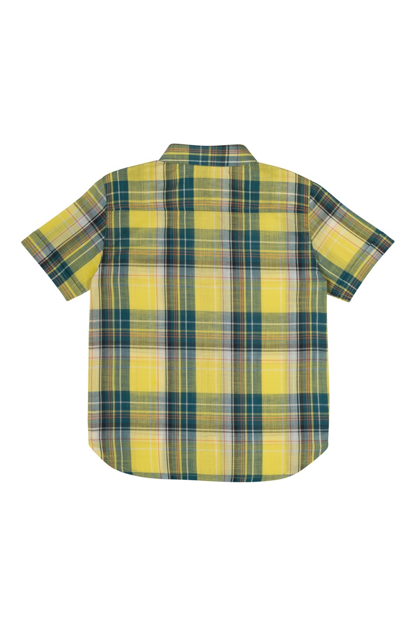 Хлопковая рубашка Chris