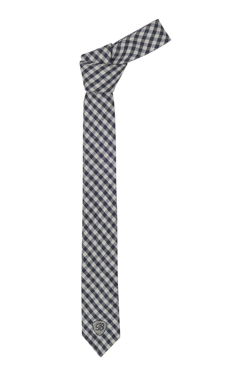 Bonpoint Шелковый галстук Ecravate