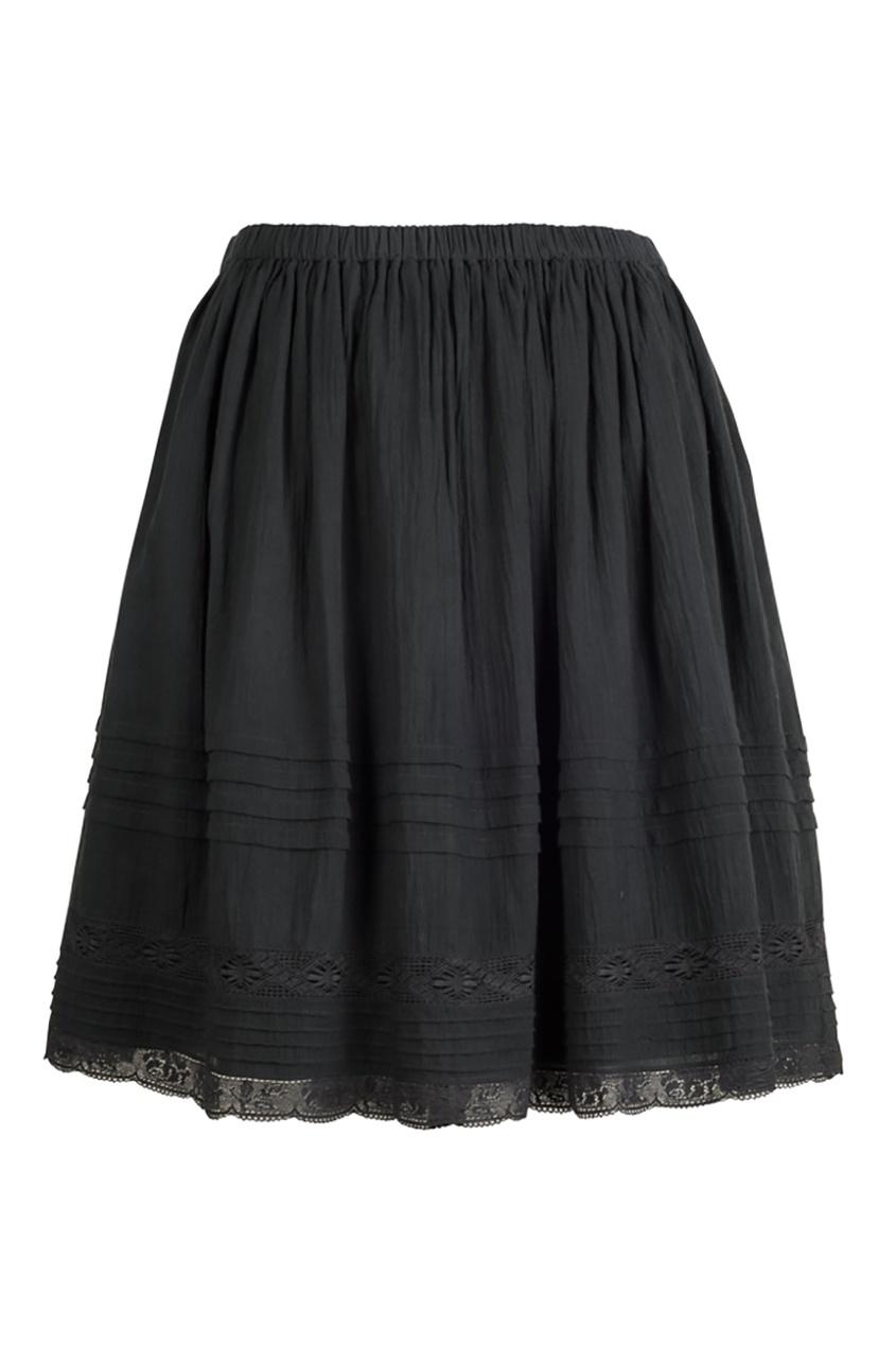 Хлопковая юбка Exquisey