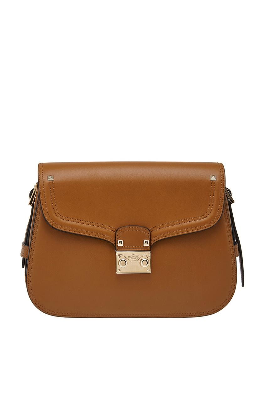 Valentino Кожаная сумка Rockstud сумка giovanni valentino mtp00131699 valentino c rockee