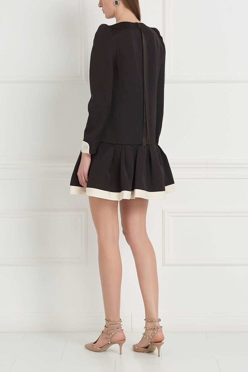 Marc Jacobs Платье с воланом