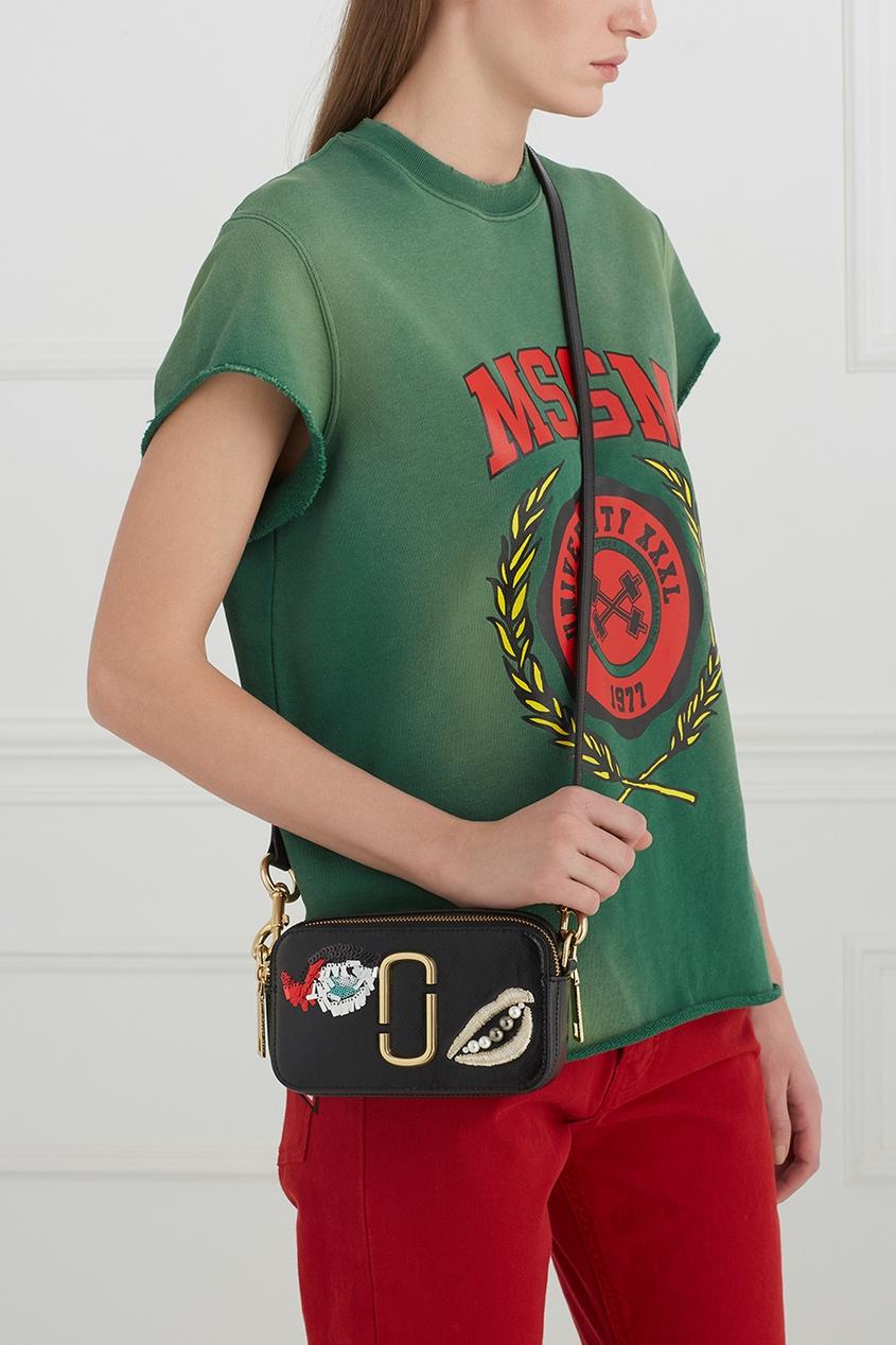 Marc Jacobs Кожаная сумка