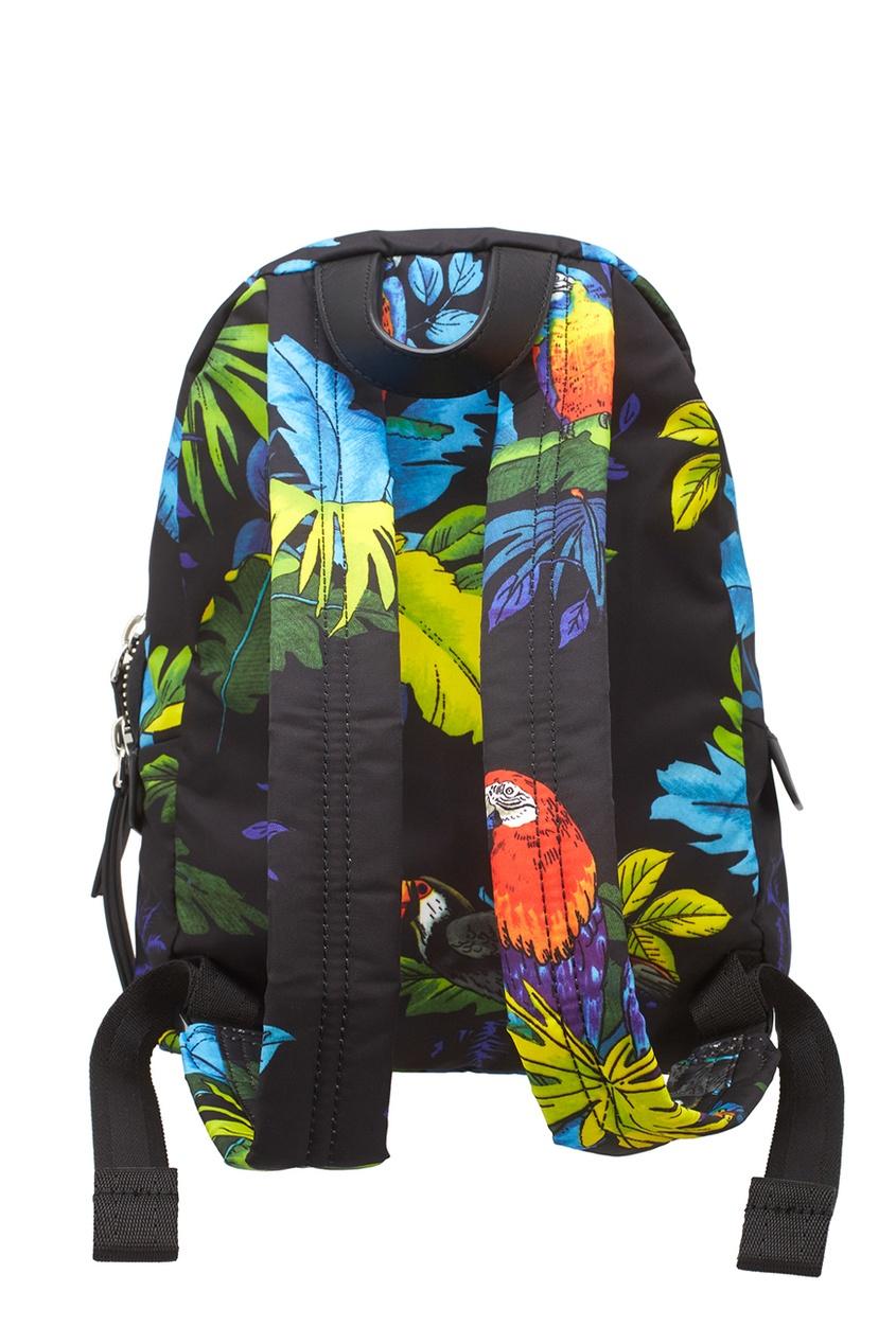 Рюкзак с принтом от AIZEL