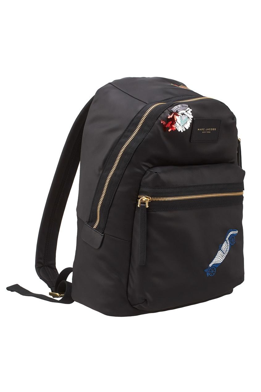 Рюкзак с пайетками от AIZEL