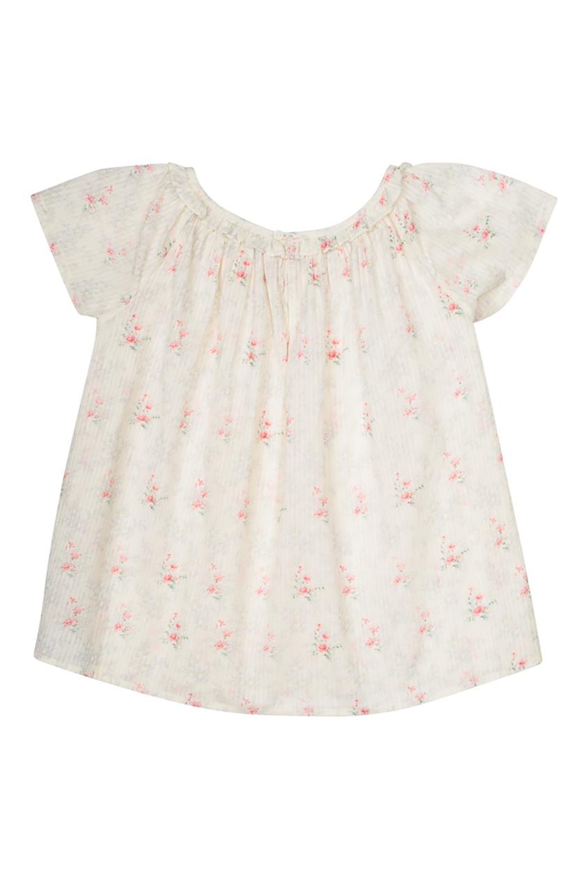Хлопковая блузка Engie