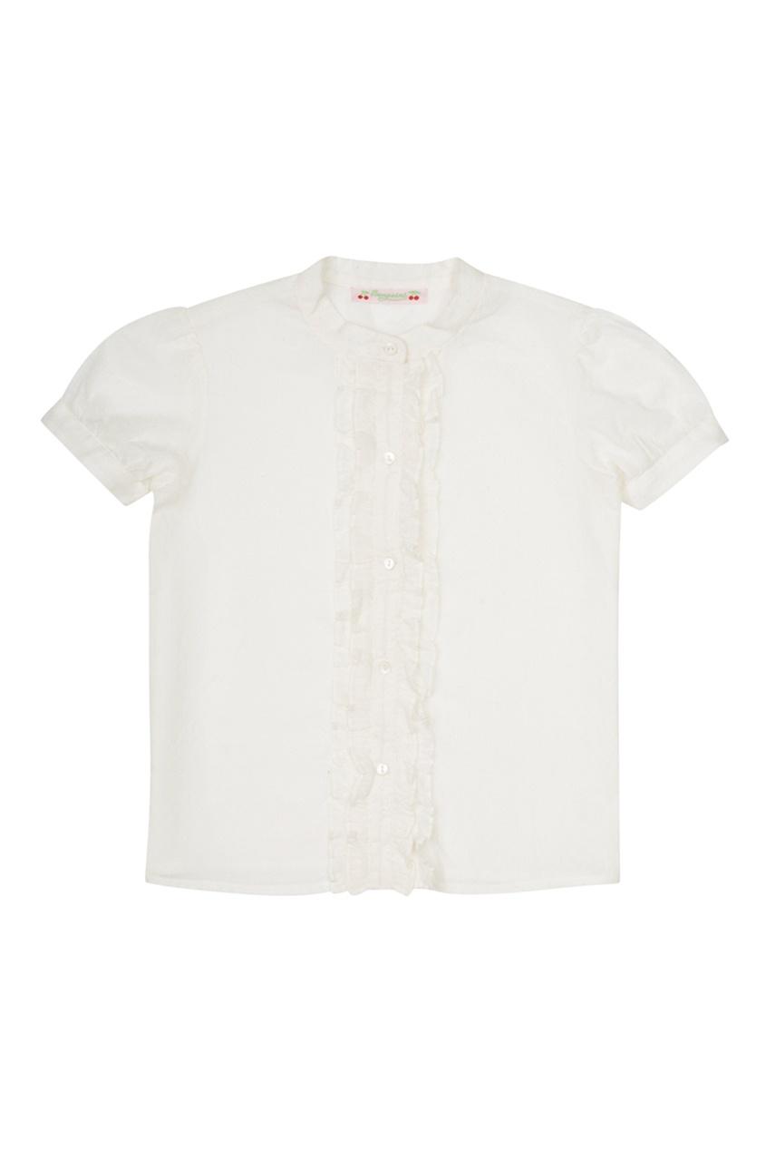 Хлопковая блузка Enjouee
