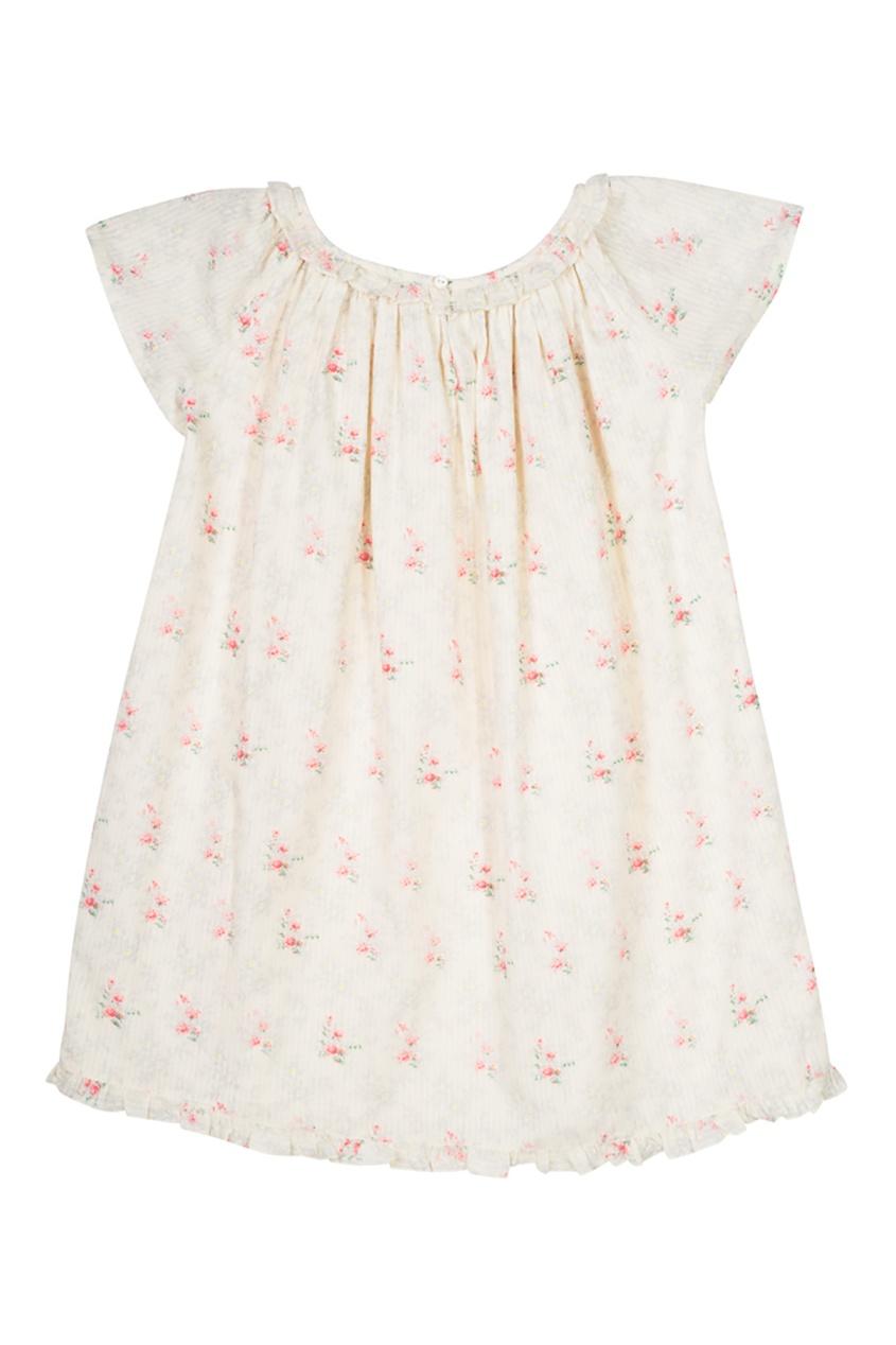 Хлопковое платье Eugenie