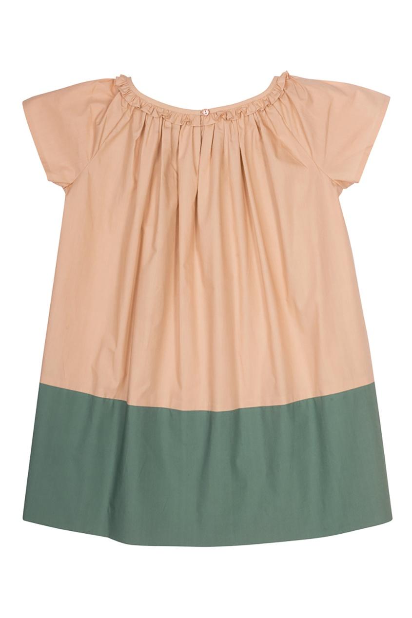 Хлопковое платье Elodie