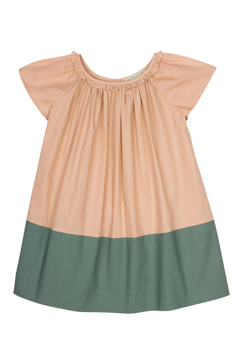 Хлопковое платье Elodie от AIZEL