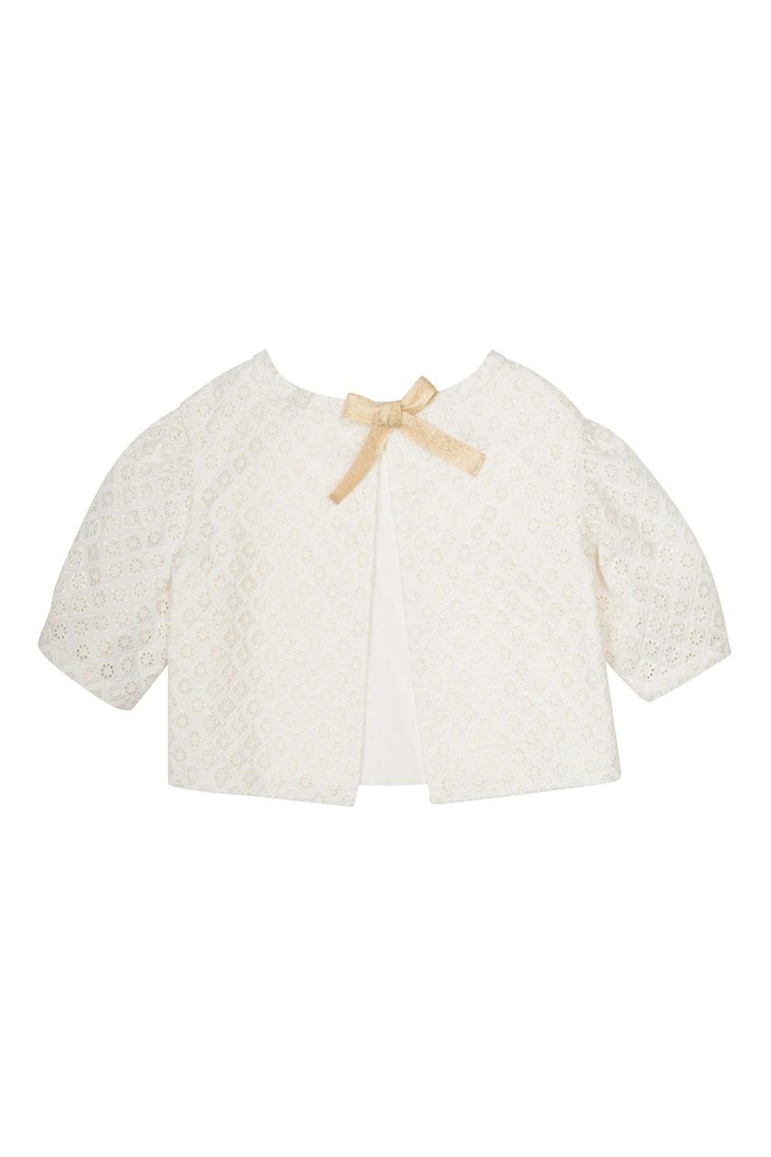 Хлопковая блузка Euria
