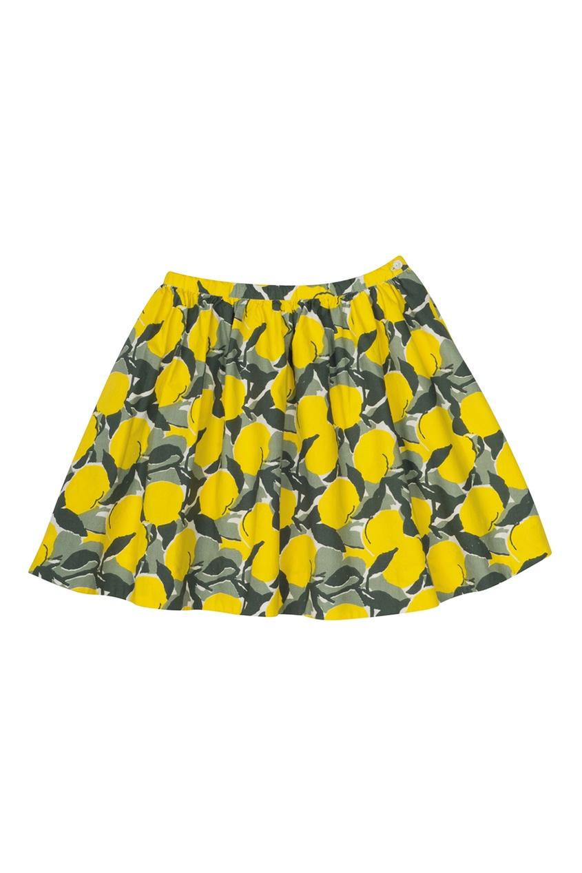 Хлопковая юбка Lilo