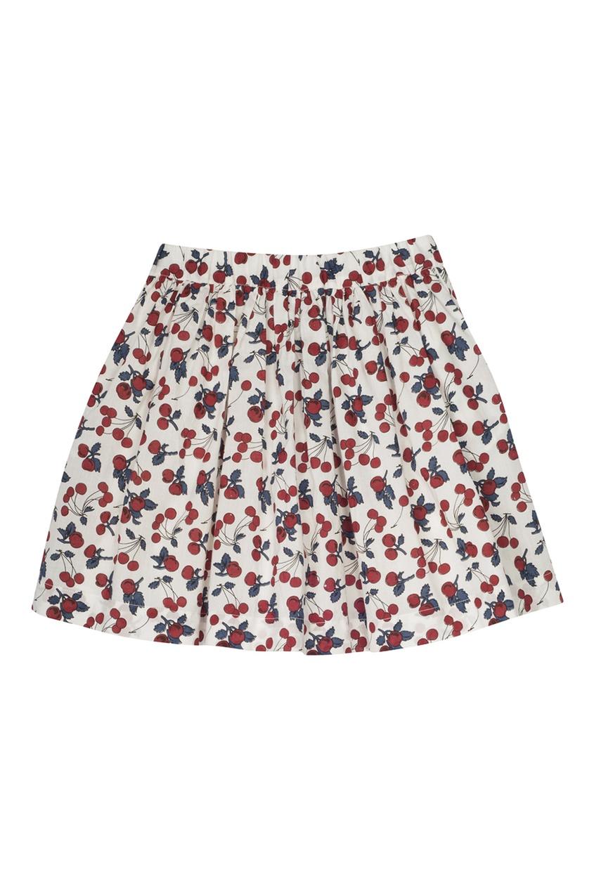 Хлопковая юбка Suzon