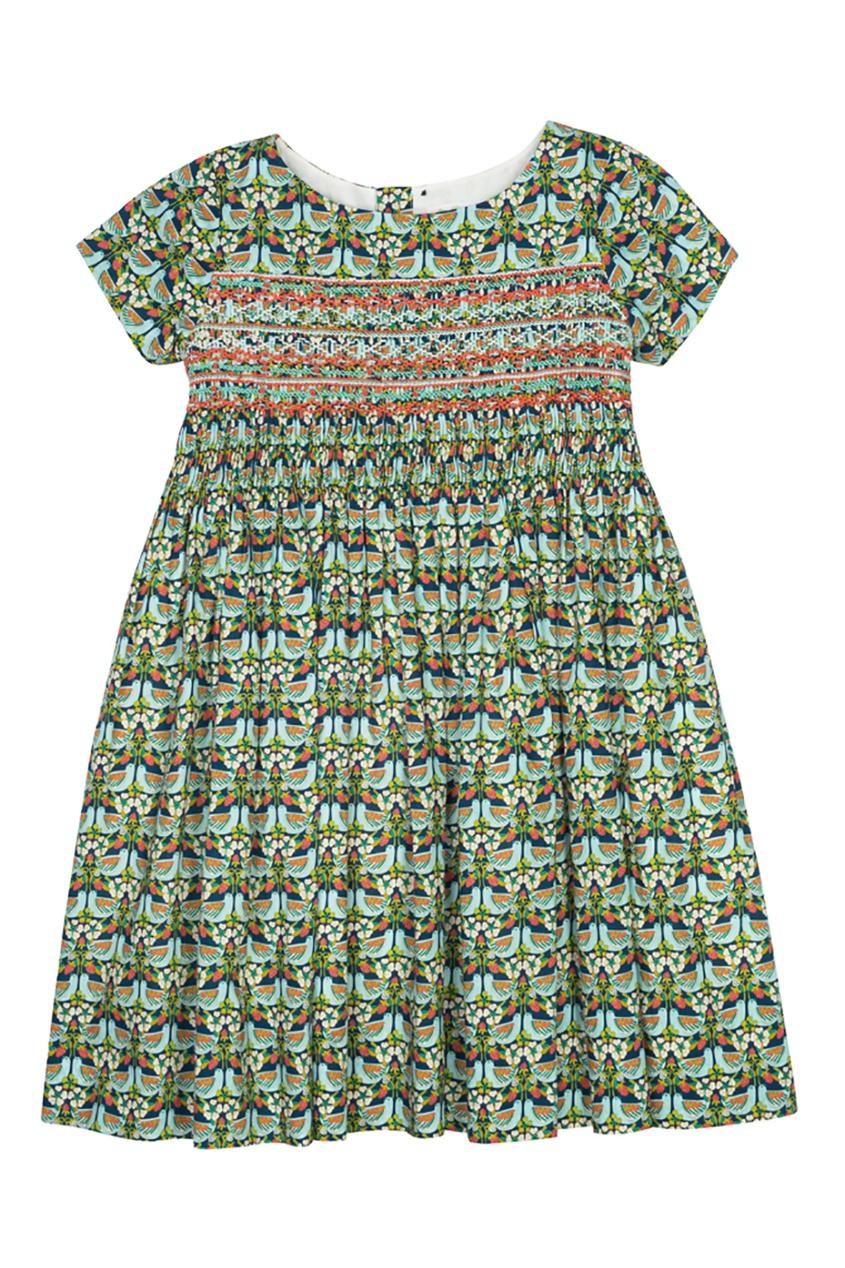 Хлопковое платье от AIZEL