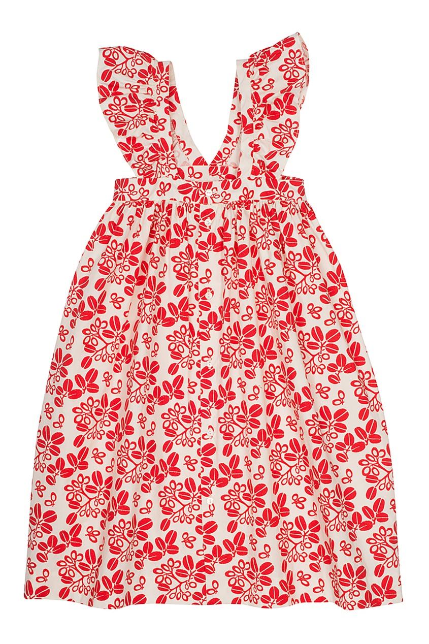 Хлопковое платье Eleana
