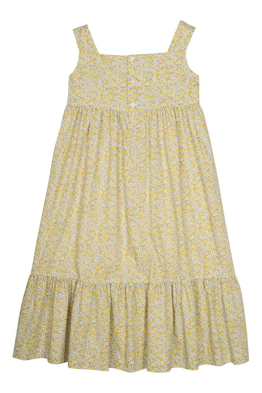 Хлопковое платье Elfy
