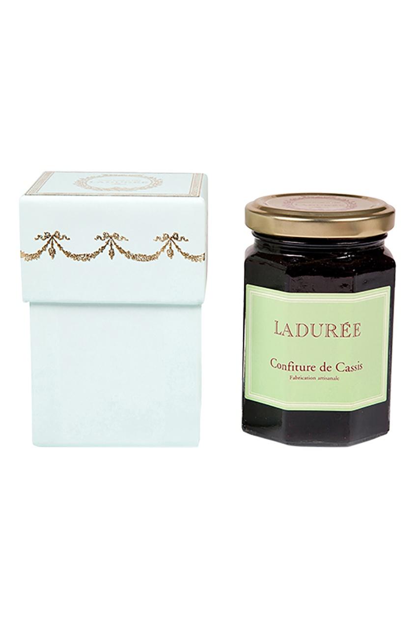 Ladurée Джем из черной смородины (230г) саженцы ч рной смородины
