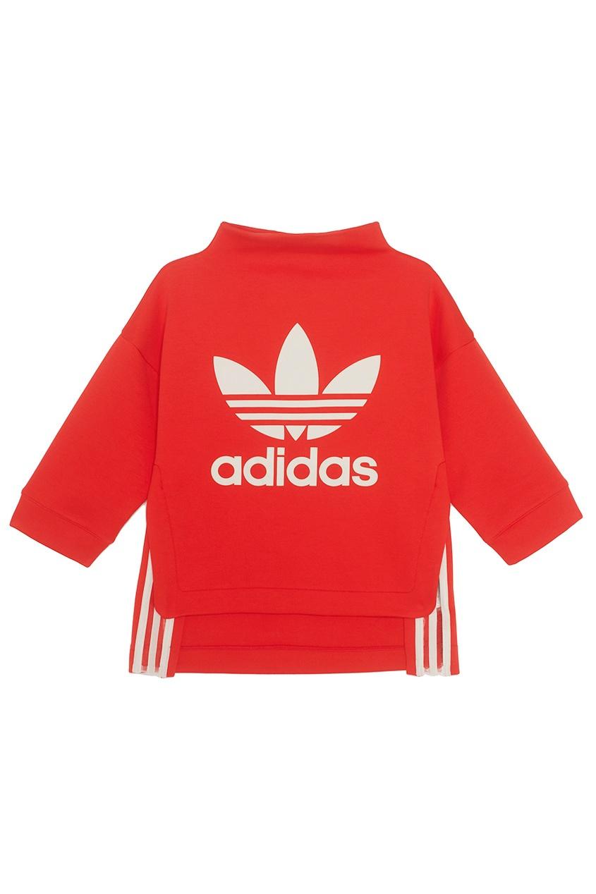Adidas Хлопковый свитшот Sweartshirt