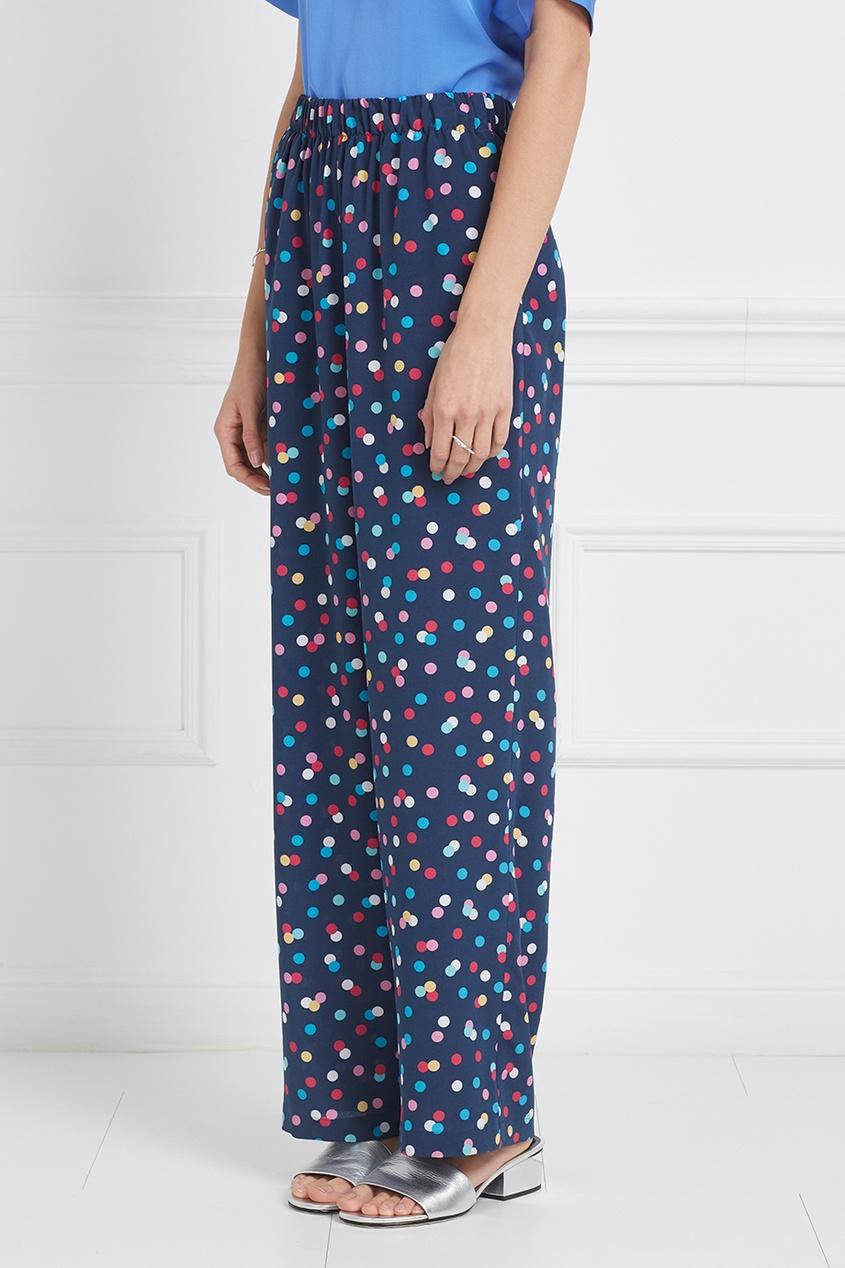 Шелковые брюки от AIZEL